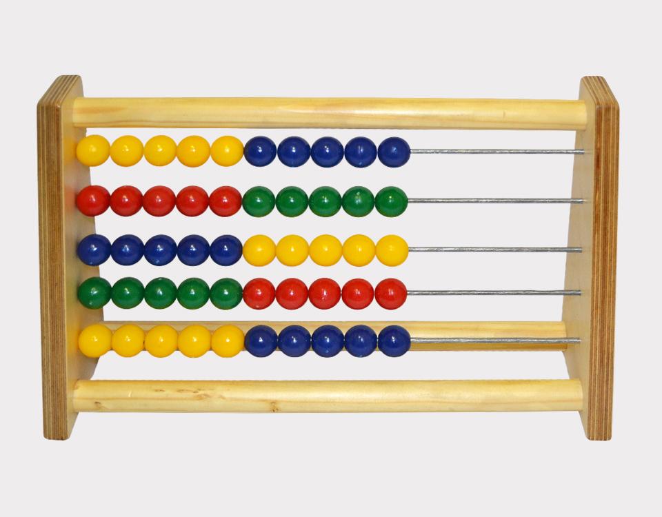 Abacus - 50 Bead